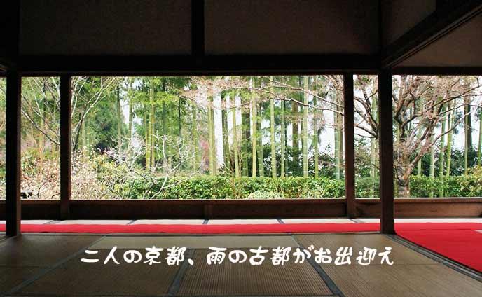 京都の雨をデートで楽しむ☆大人なデートスポット10選
