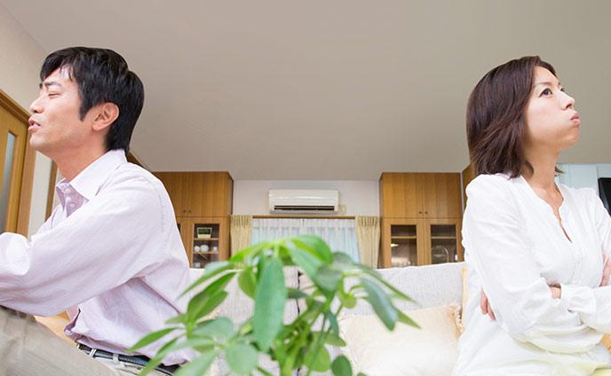 家庭内別居のコツおすすめルールと夫婦関係を修復する方法