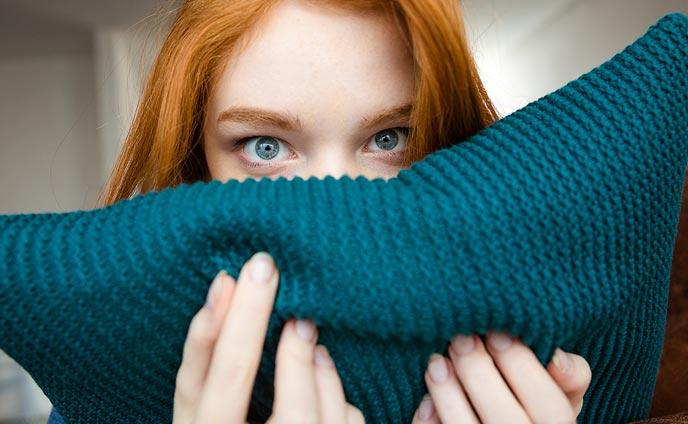 引っ込み思案な性格を治す6つの方法