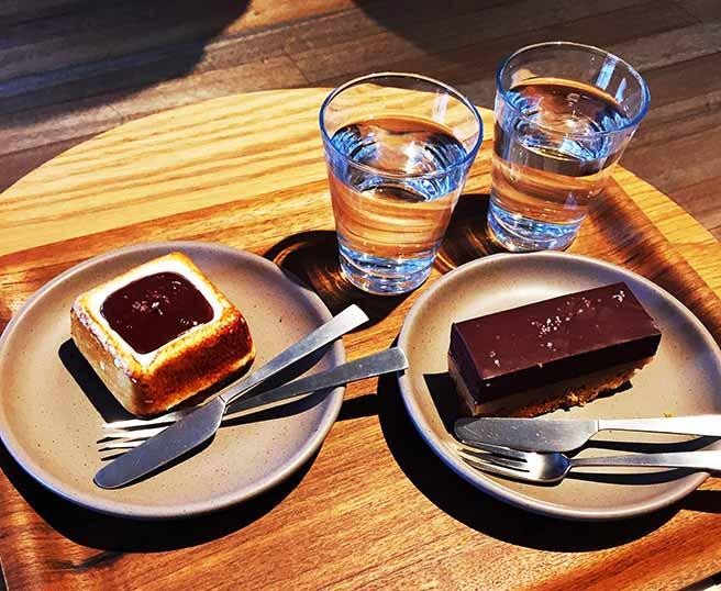豊富なスイーツも全部チョコ!濃厚なチョコの味わいをたっぷりと楽しめちゃいます