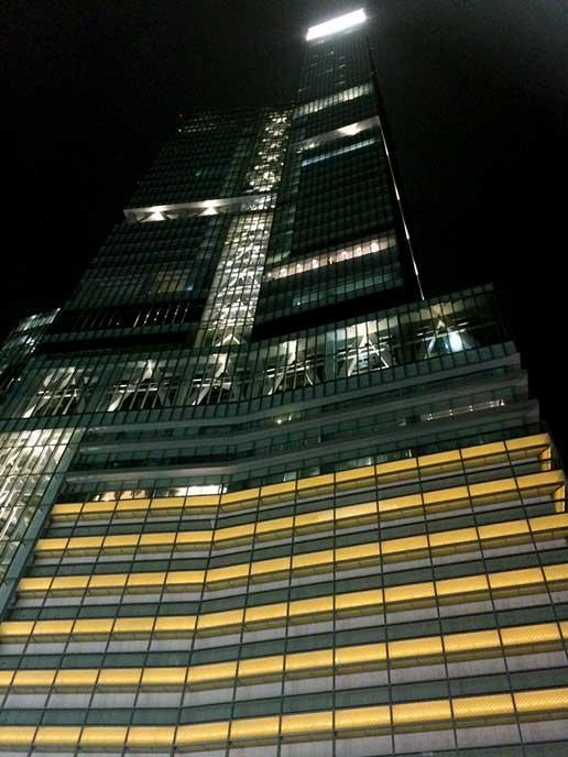 日本で1番高いビル!