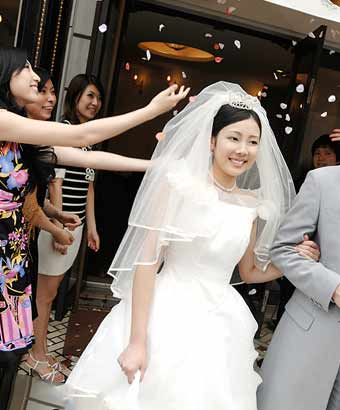 友人に手伝ってもらった結婚式の前撮り
