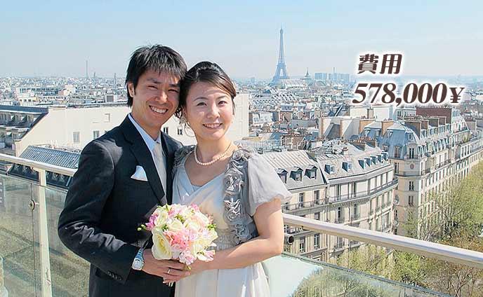 新婚旅行費用の相場・国内海外ハネムーン予算別人気プラン