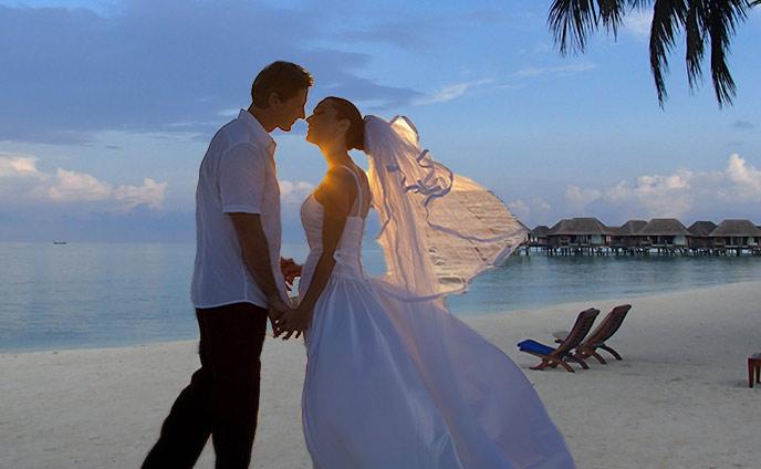 海外挙式は花嫁の憧れリゾート婚おすすめの国で愛を誓おう
