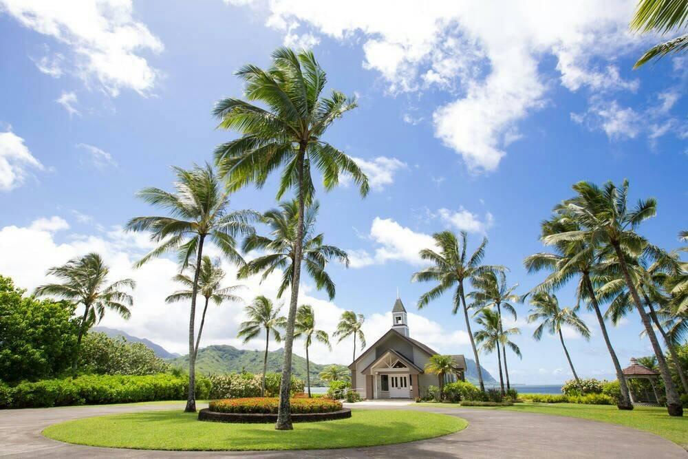 ハワイの教会