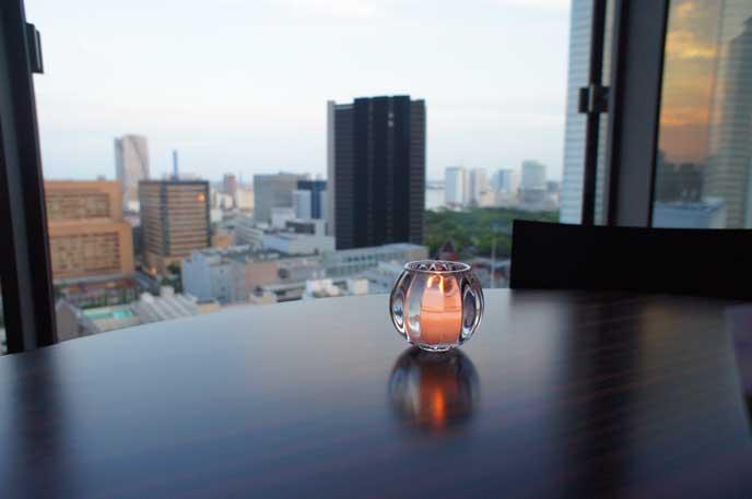 三井ガーデンホテル銀座プレミアム Restaurant sky