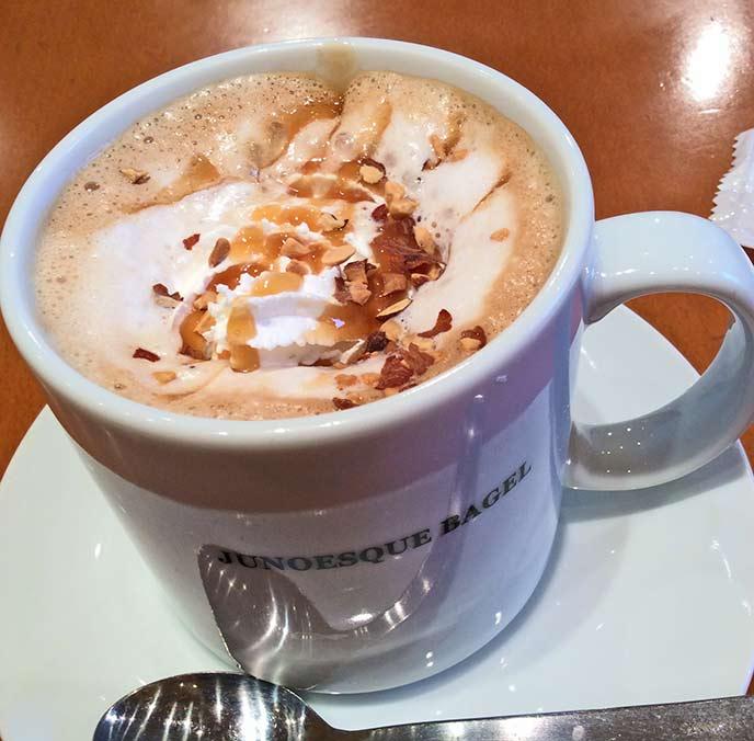 ジュノエスク・ベーグル・カフェ 自由が丘本店