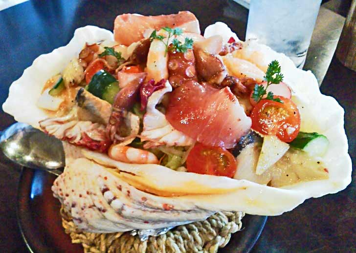 レストラン モアナマカイ珊瑚礁