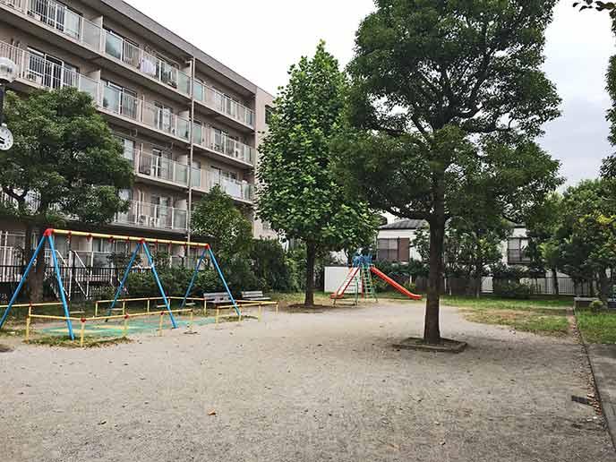 市ノ坪中村通公園