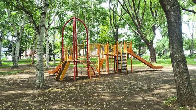 美香保公園
