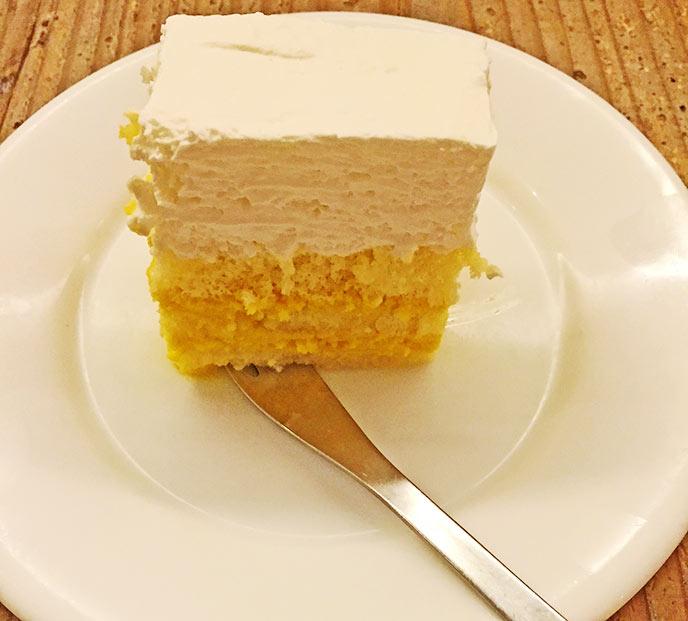 珍しい組み合わせだけどとっても美味しい!かぼちゃのココナッツケーキ☆