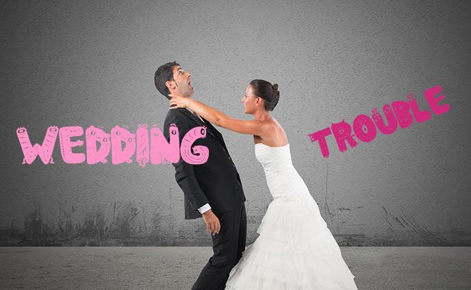 結婚式のトラブルを未然にかわす賢い花嫁のいざこざ回避術