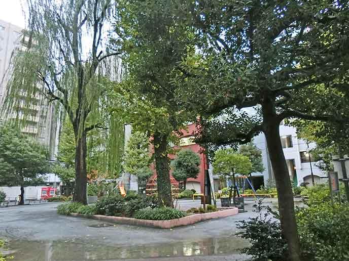 花園西公園