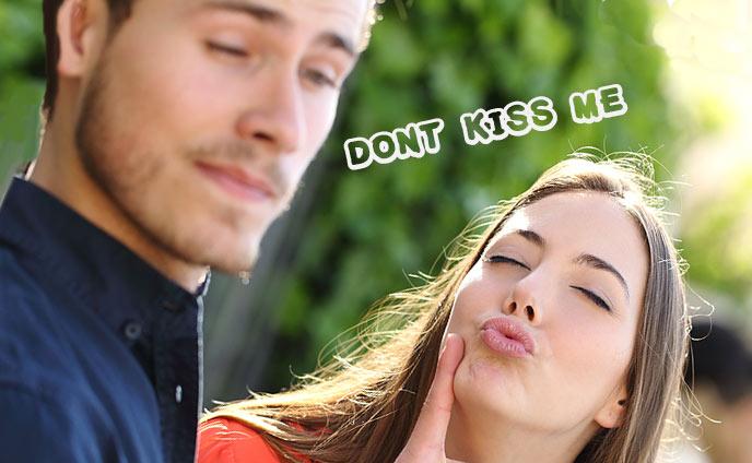 「キスしたくない」と彼氏がためらう女の特徴9つ