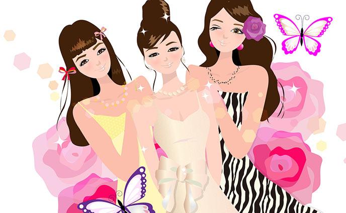 パリピ女子の特徴8パターン