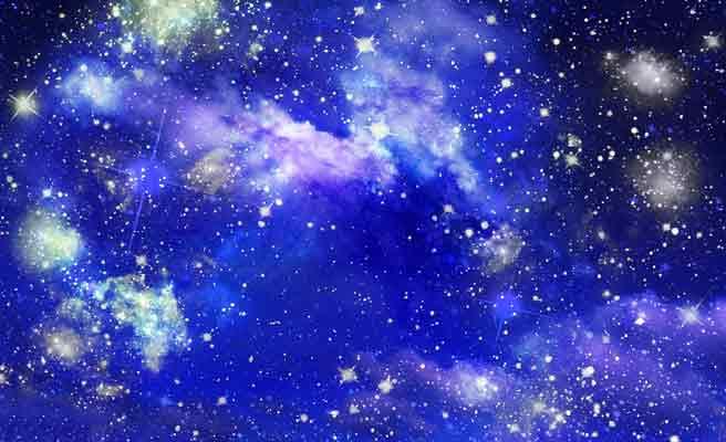 銀河と星の宇宙