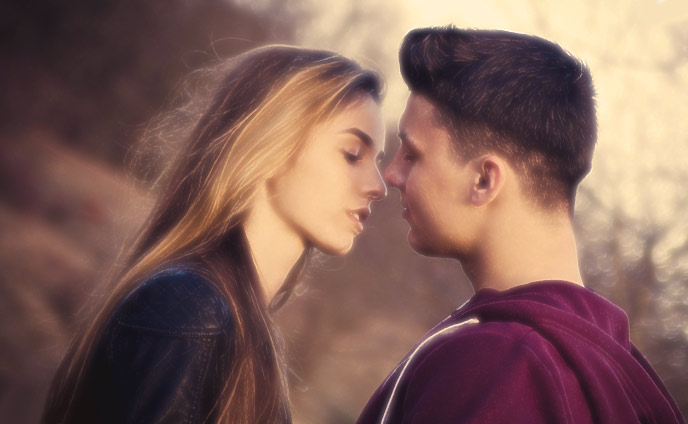 男性が思わずキスしたくなる瞬間10パターン