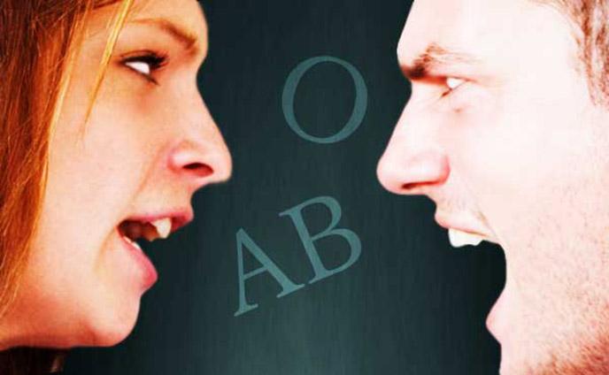 相性最悪!と評判のAB型とO型の恋愛が上手くいく方法