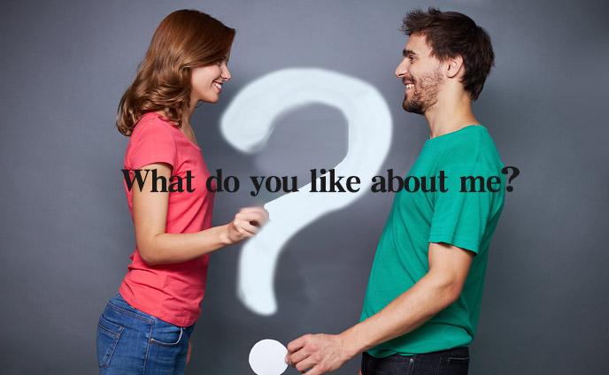 彼女からの「私のどこが好き?」に対する神回答7パターン