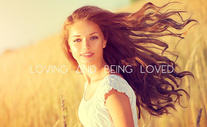 愛する人に愛される方法・幸せを掴んで離さない女になる!