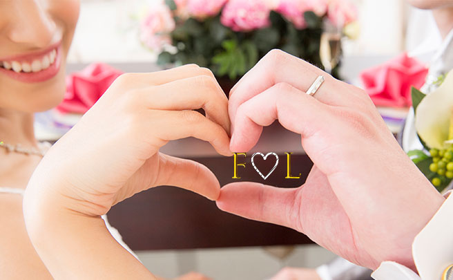 「F loves L」