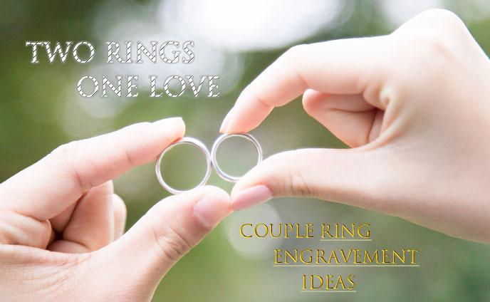ペアリングの刻印例メッセージに愛をこめて永遠を誓おう