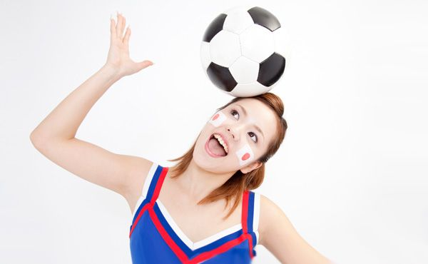 こんなコとは二度とサッカー観戦したくない!ドイヒー女の特徴7つ