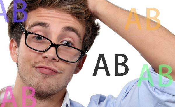 AB型男性が好きな人に見せる5つの態度