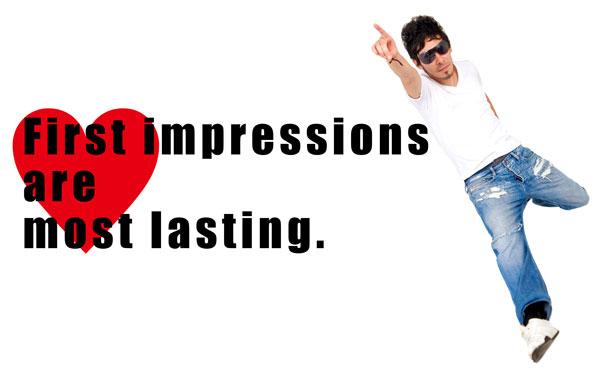 第一印象を良くする方法5つ