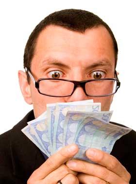 稼いだお金は自由って…自己管理できなさ過ぎな金遣いの男はNG!
