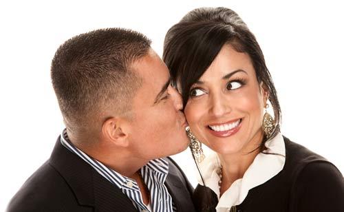 職場恋愛は秘密にしよう