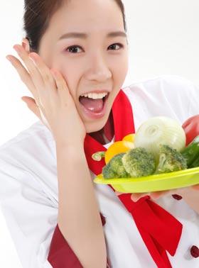 料理で女子力アピる女
