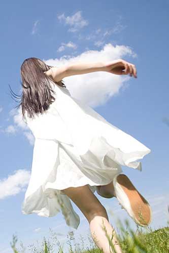 魚座女性の恋愛には、普段の自分に積極性をプラス!
