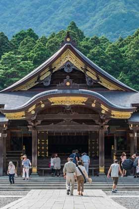 良縁パワー4 彌彦(やひこ)神社/新潟県