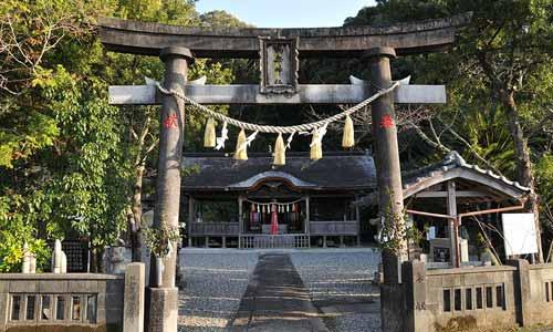 良縁パワー6 鳴無(おとなし)神社/高知県