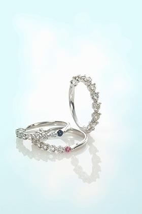 恋愛運を左右する指輪