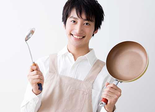 好きな人の趣味である料理を始めたA型男子