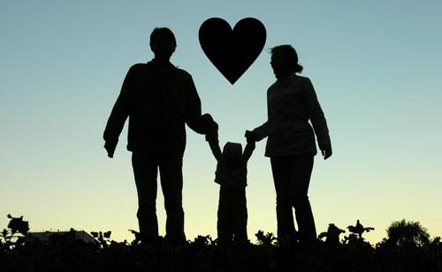 家族がいる安心感は結婚最大のメリット