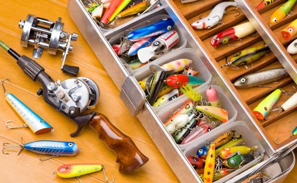 釣りの道具