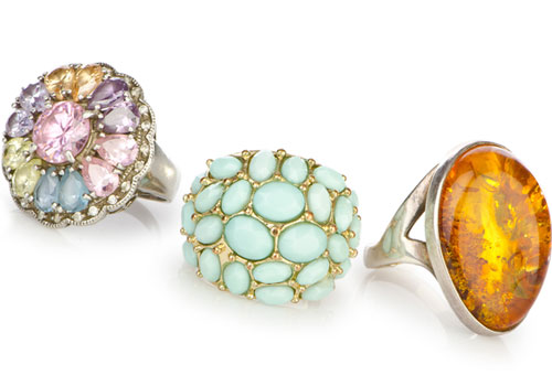 色々な指輪