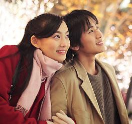 クリスマスでのデート