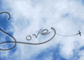 手を繋いで空を飛ぶ夢